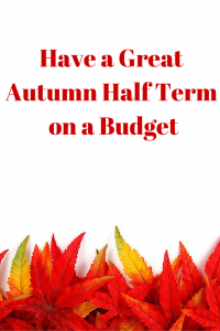 Have a Great Autumn Half Term