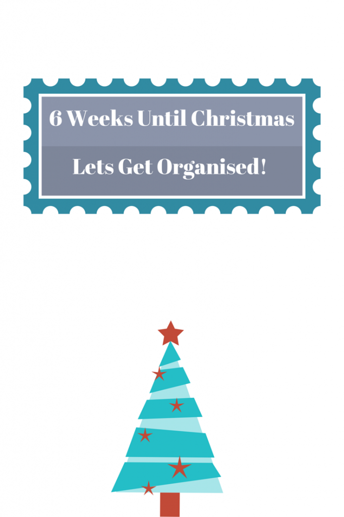 Get Organised for Christmas