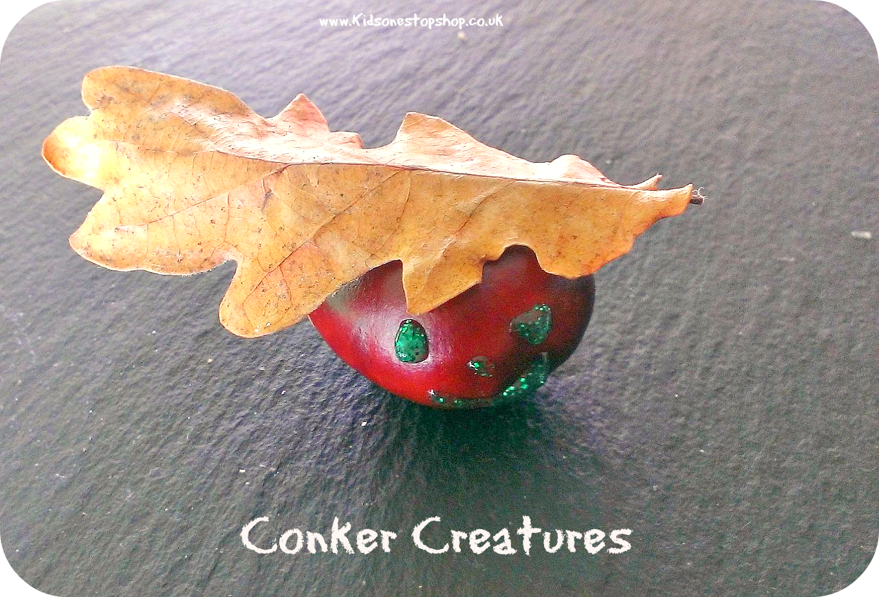 Conker Creature Leaves 1