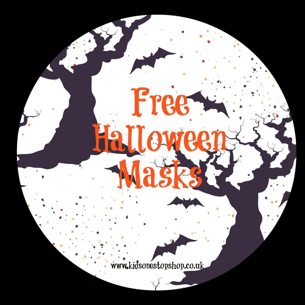 Free Halloween Mask