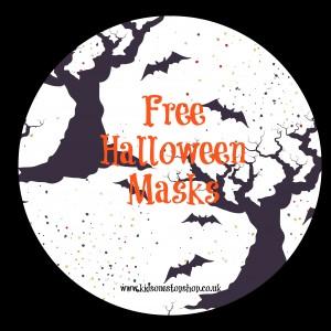 Free Halloween Mask 2013