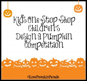 KOSS Design a Pumpkin Competition