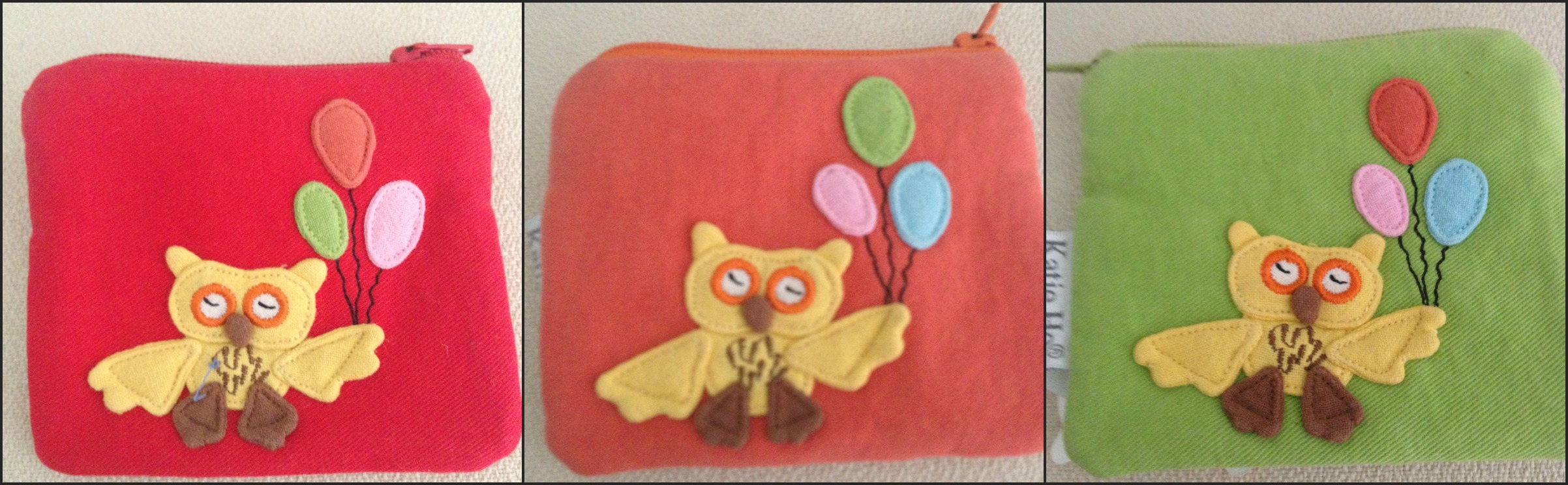 3 Owl Purses to Be Won
