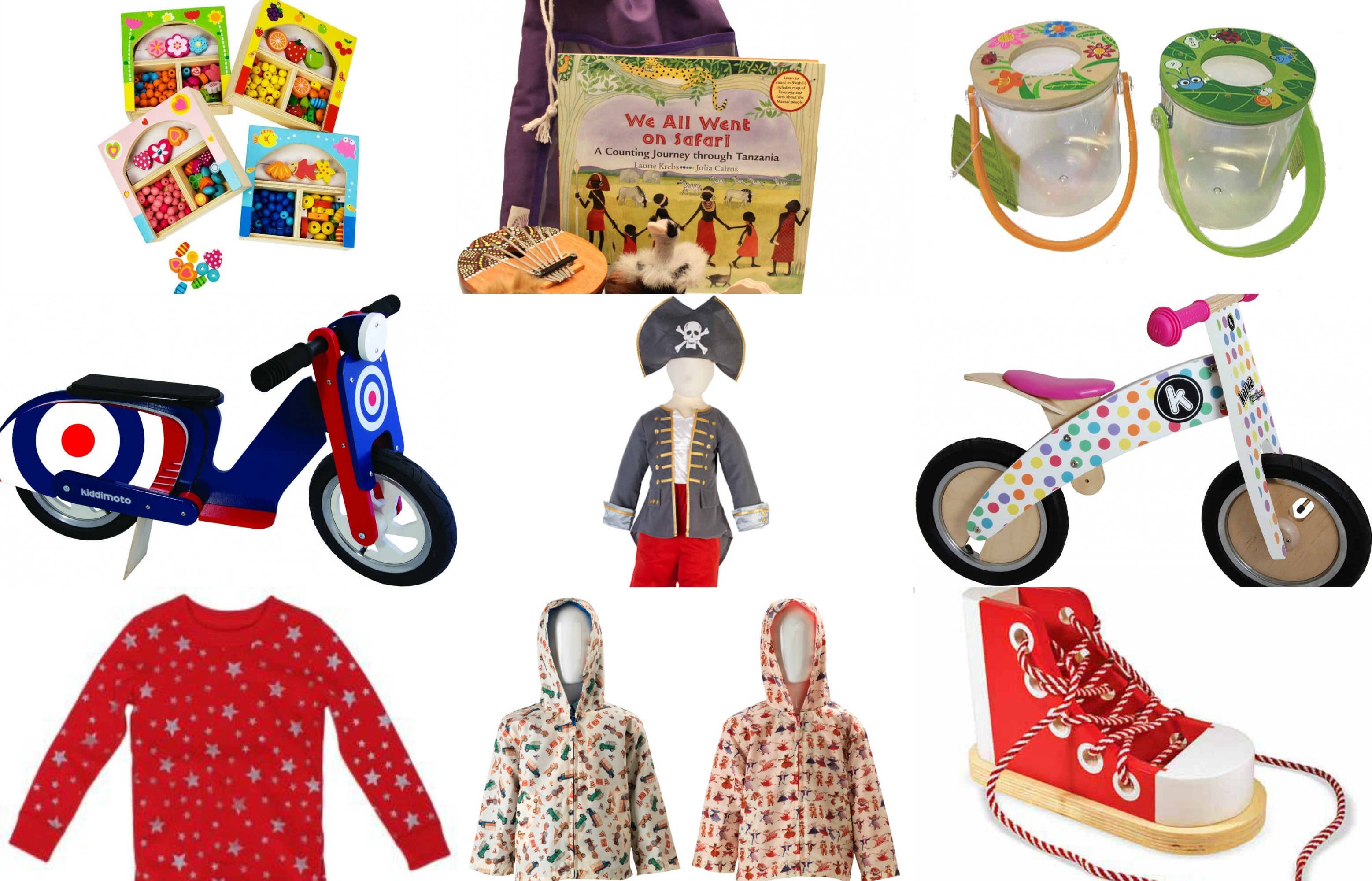 Christmas Gift Guide Pre-Schoolers
