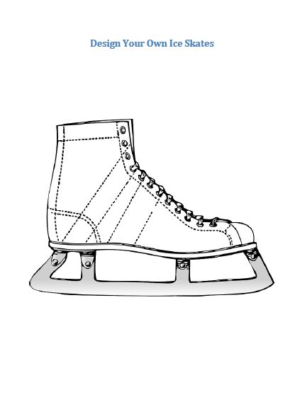 Design Your Own Ice Skate