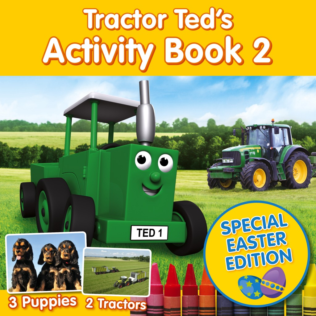 TT Easter Book cover