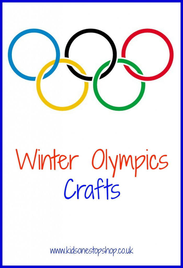 Winter Olympic Crafts