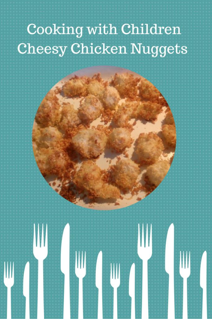 Cheesy Chicken Nuggets KOSS