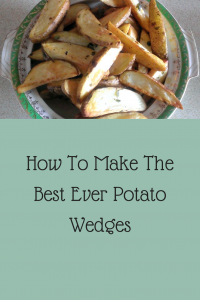 How To Make The Best Ever Potato Wedges