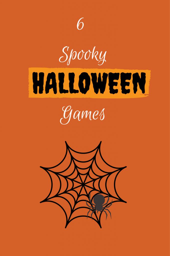 6 Spooky Halloween Games
