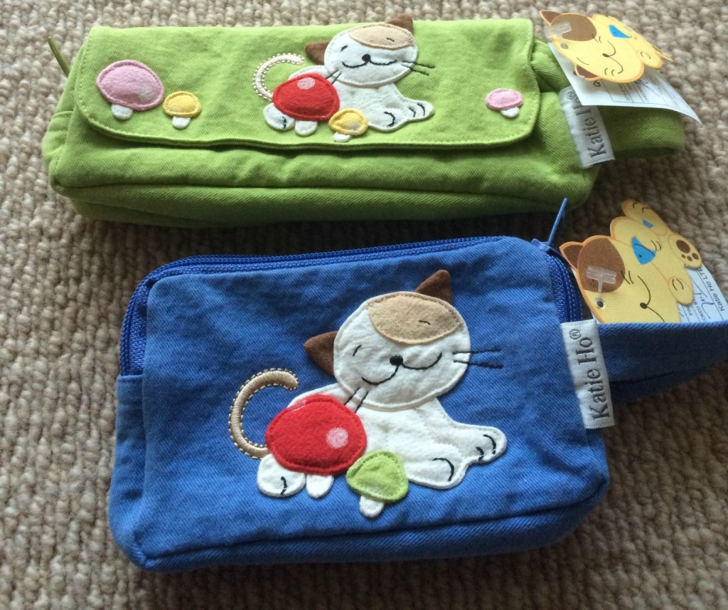 Katie Ho Pencil Case & Purse