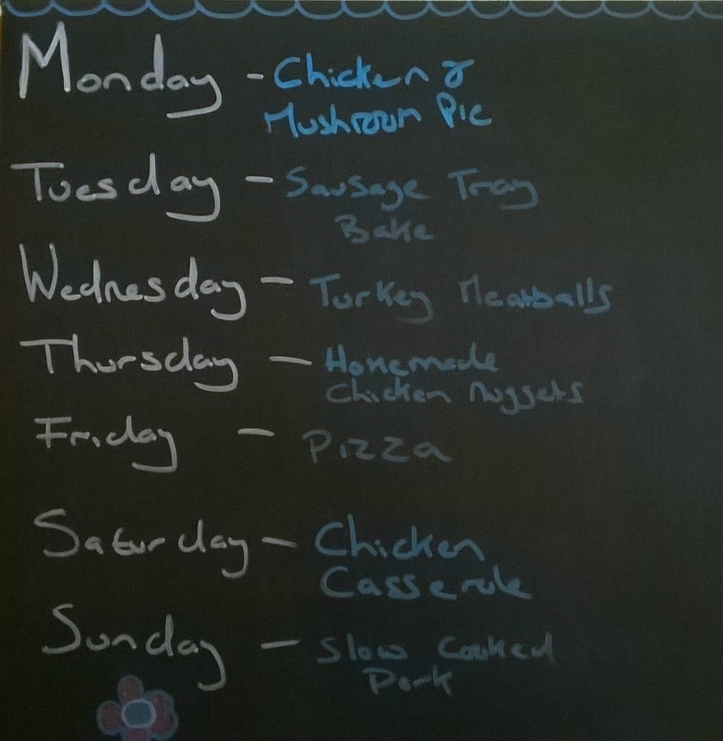 Meal Planning Monday 090315