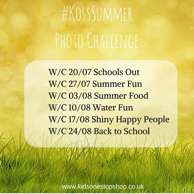 #KossSummerPhoto Challenge