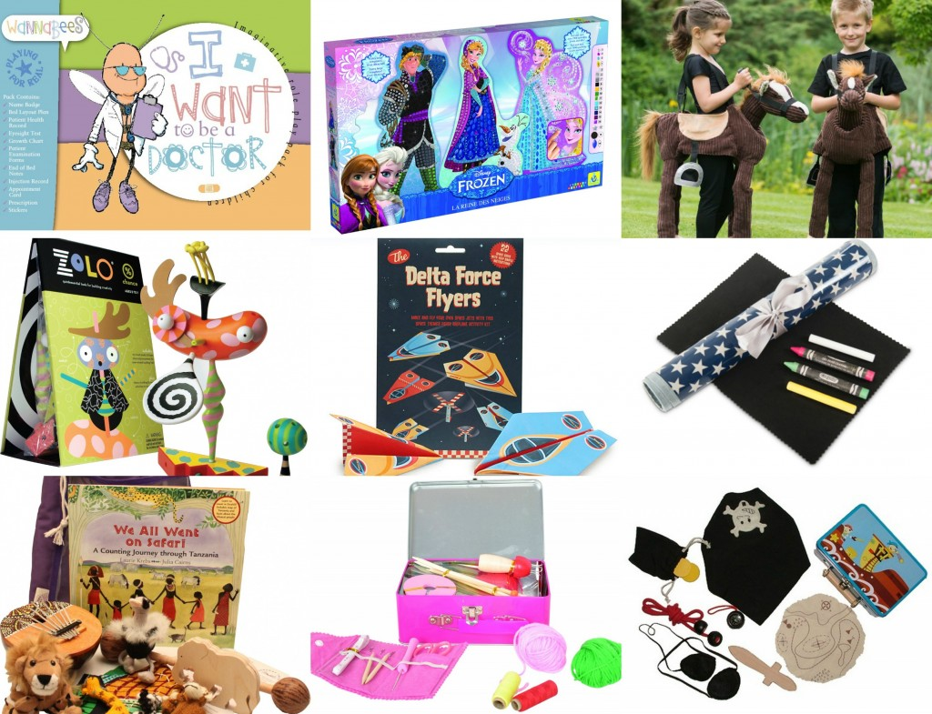 Christmas Gift Guide Get Creative & Crafty
