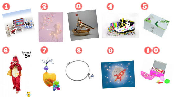 christmas Gift Ideas for primary school children