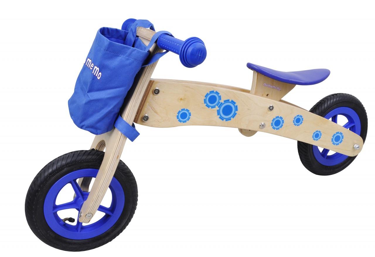 3 in 1 Wooden Trike